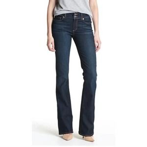Paige Jeans Hidden Hills High Rise Bootcut Stretch